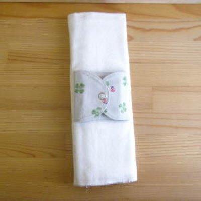 画像3: 布なぷきん 三つ折り(大)